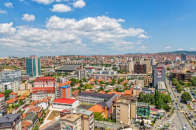 From Belgrade: Private transfer tour to Pristina with sightseeing