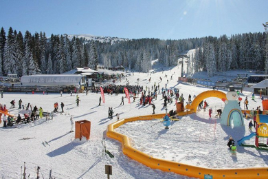 From Belgrade: Private ski day trip to Kopaonik ski resort